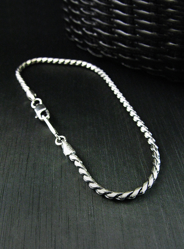 Mordern antique-M1 Chain Bracelet