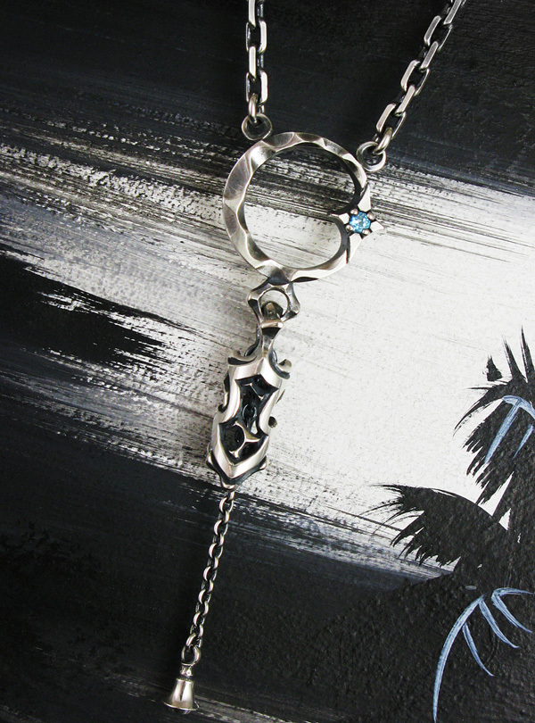 Crescent LinkerB Necklace